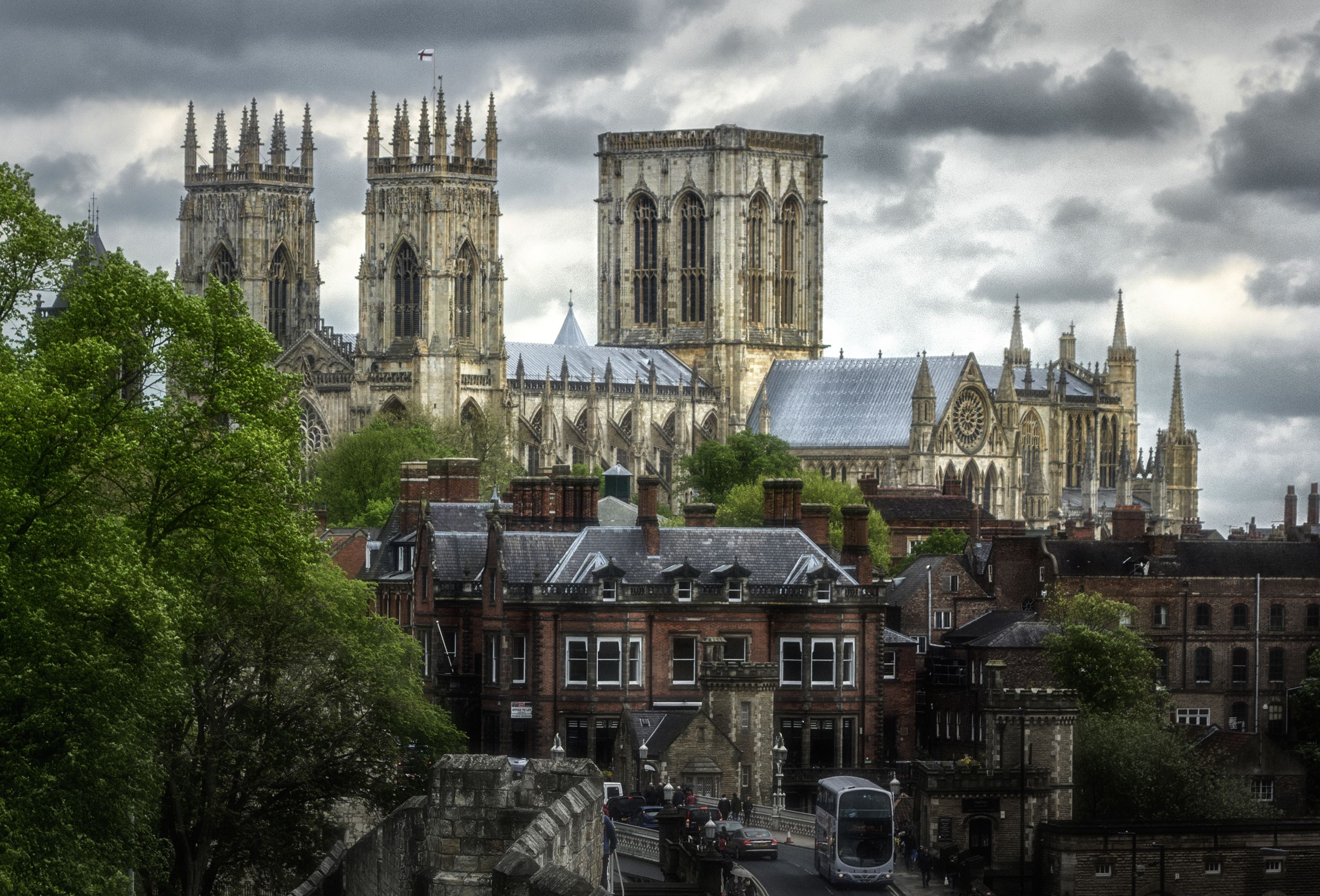 York Minster Facts And Figures