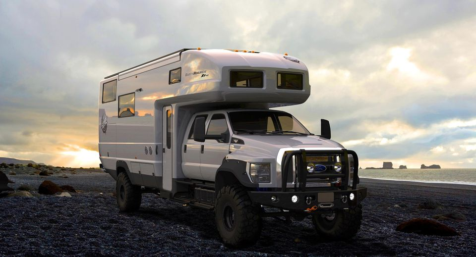 5 RVs That Will Save Your Life During the Zombie Apocalypse