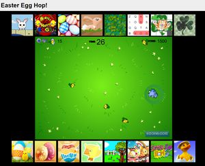 Easter Egg Hop by Primary Games
