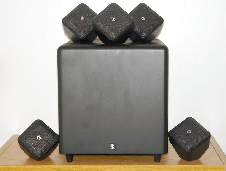 Boston Acoustics SoundWare XS 5.1 - Speaker System