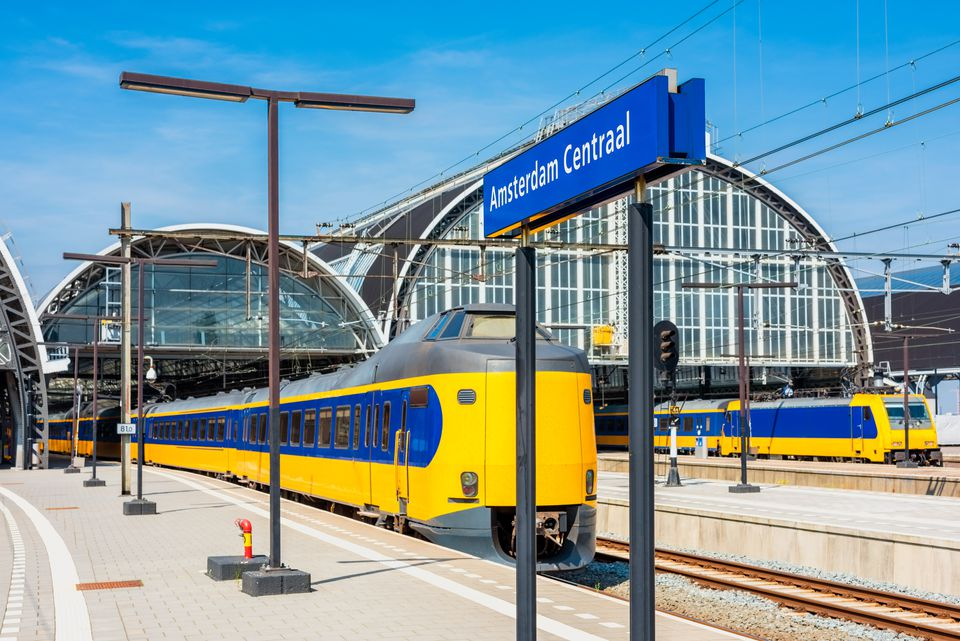 Hotels Near Amsterdam Railway Station