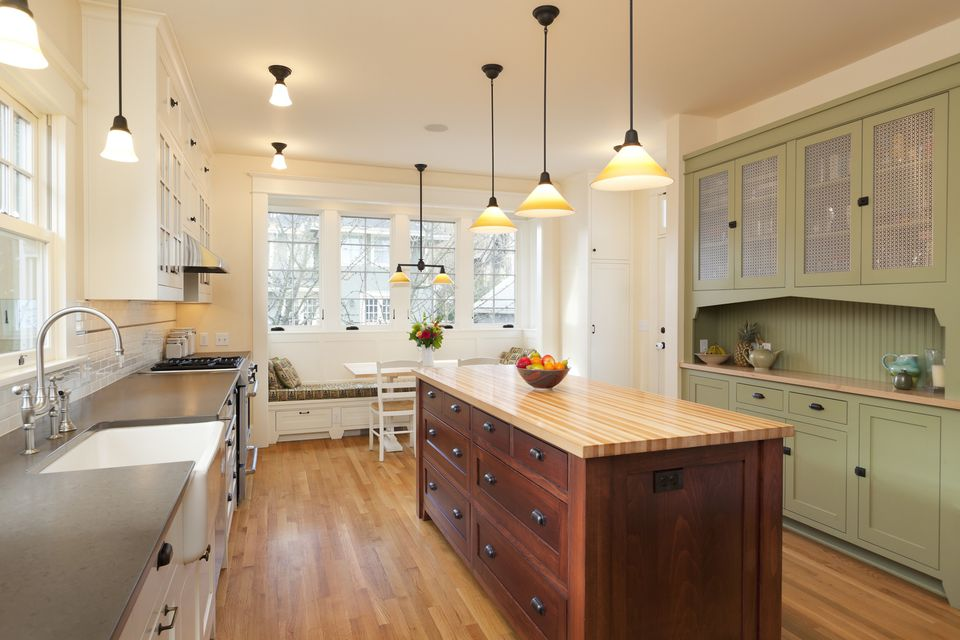 Kitchen Space Design - Island Spacing