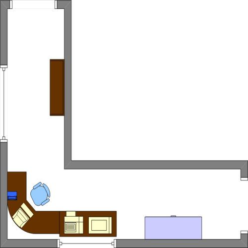 Home Office Layout Examples: Sample Home Office Layouts