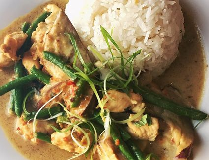 Homemade easy thai curry powder recipe the only place youll find the best thai coconut curry chicken recipe forumfinder Choice Image