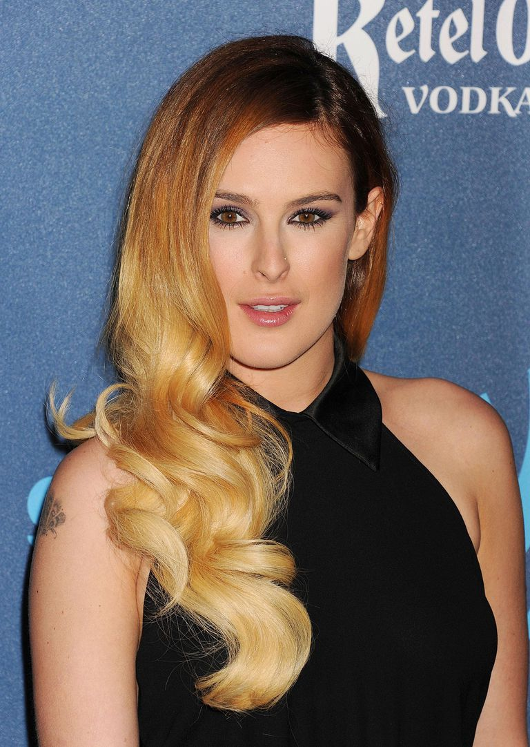 Actress Rumer Willis