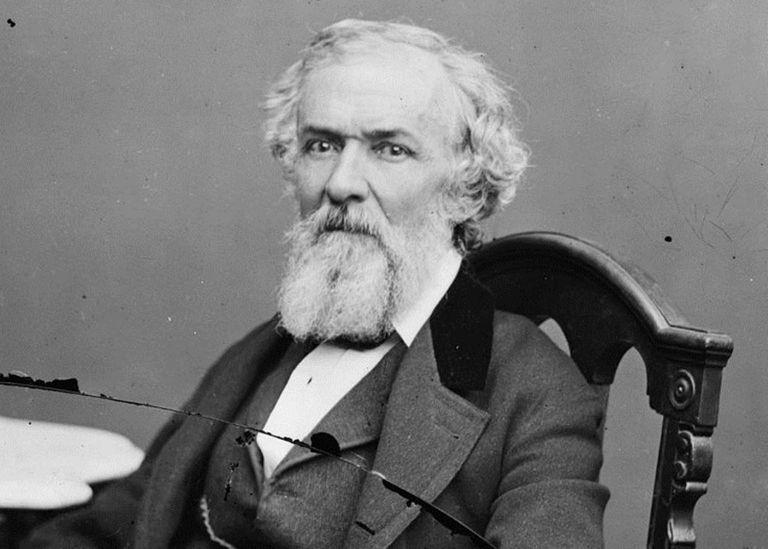 Chief Clerk Nicholas Trist