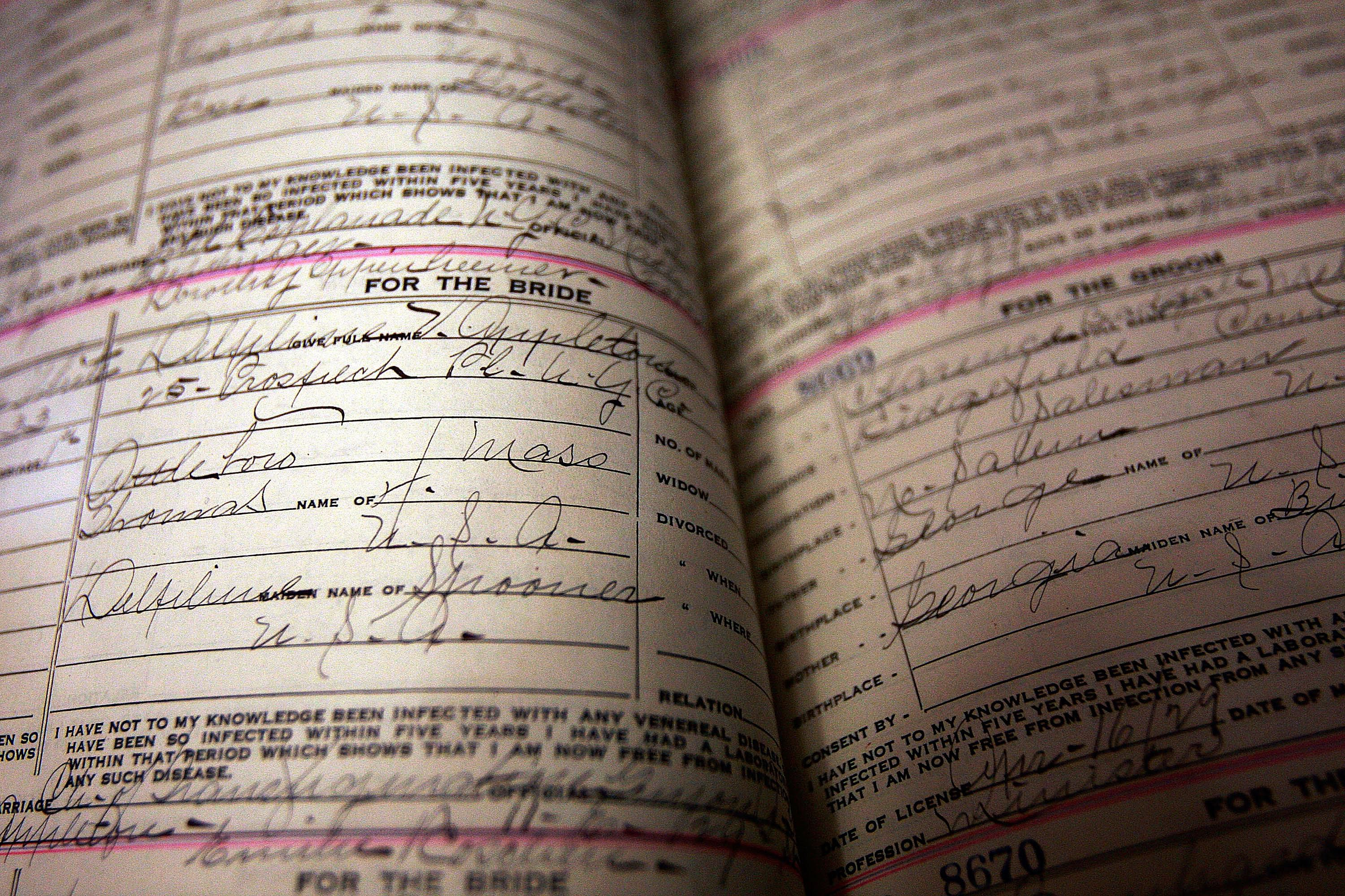 mon Latin Words Found in Genealogical Records