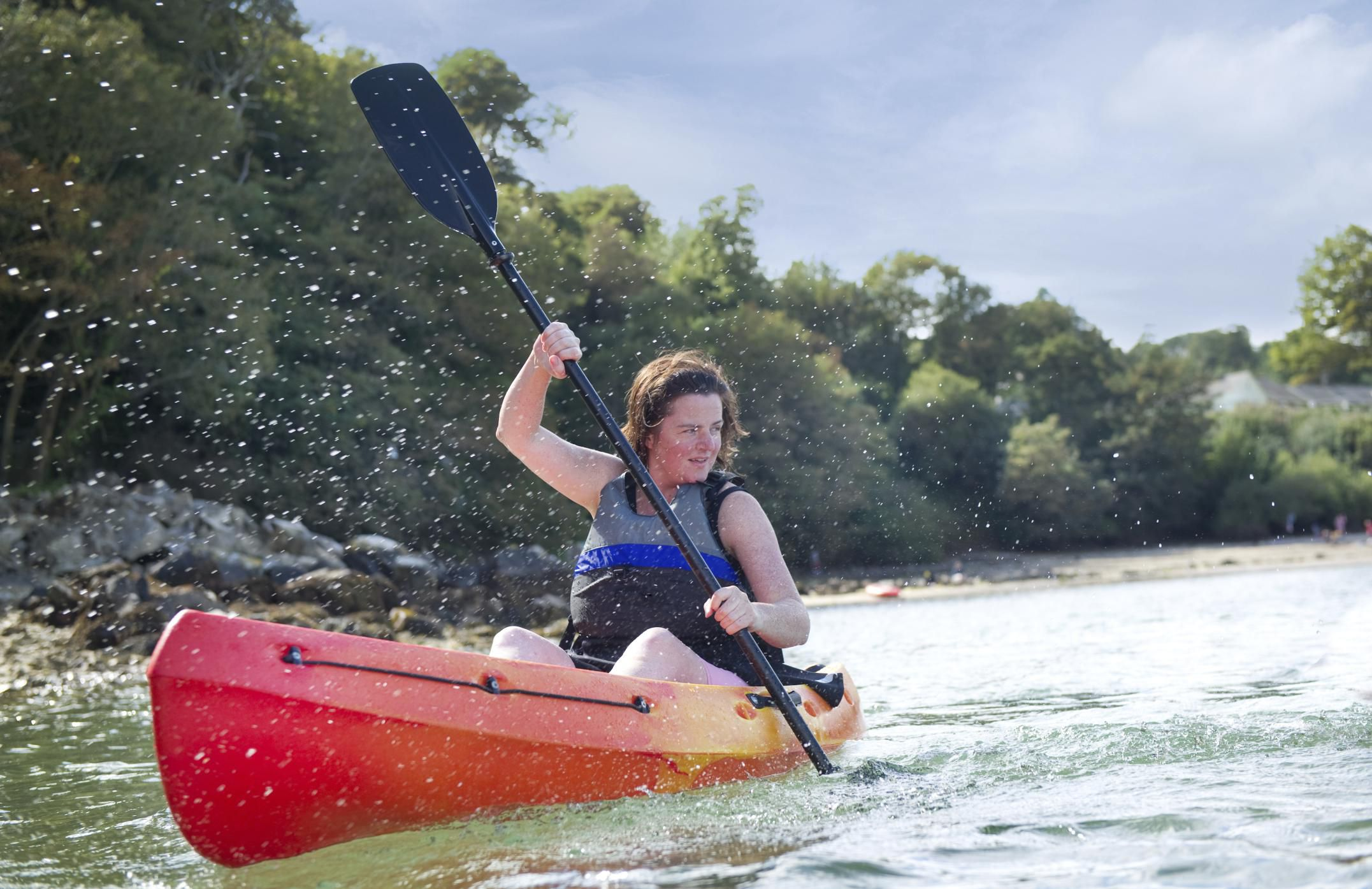 3 Ways to Sea Kayak - wikiHow