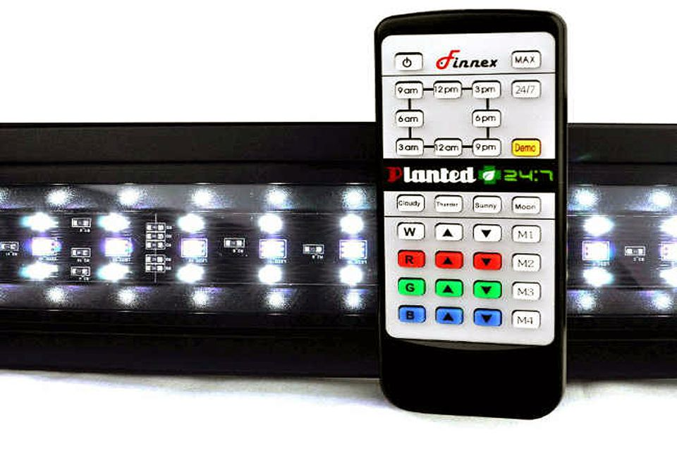 LED Timers for Planted Aquariums