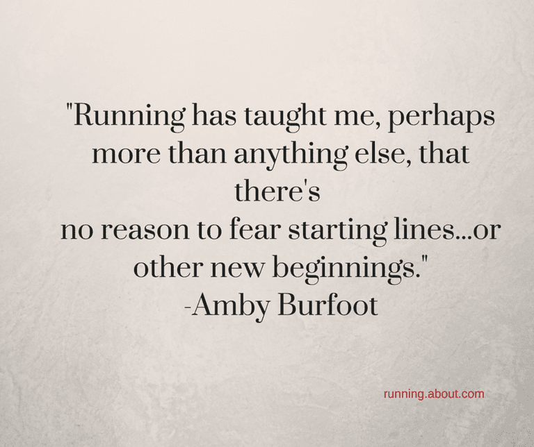 Running Quotes About Life