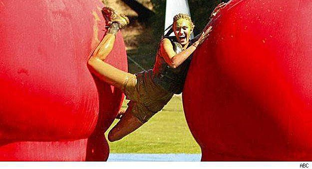 The Big Balls on Wipeout
