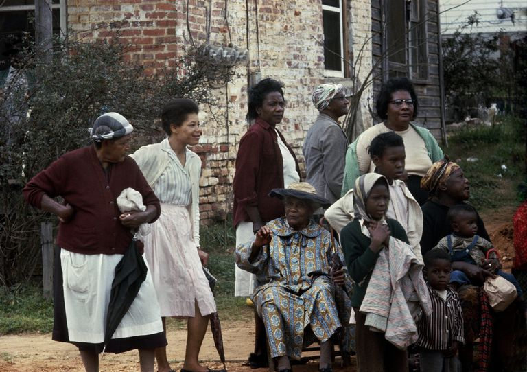 Women Watching: Selma to Montgomery Civil Rights March, 1965