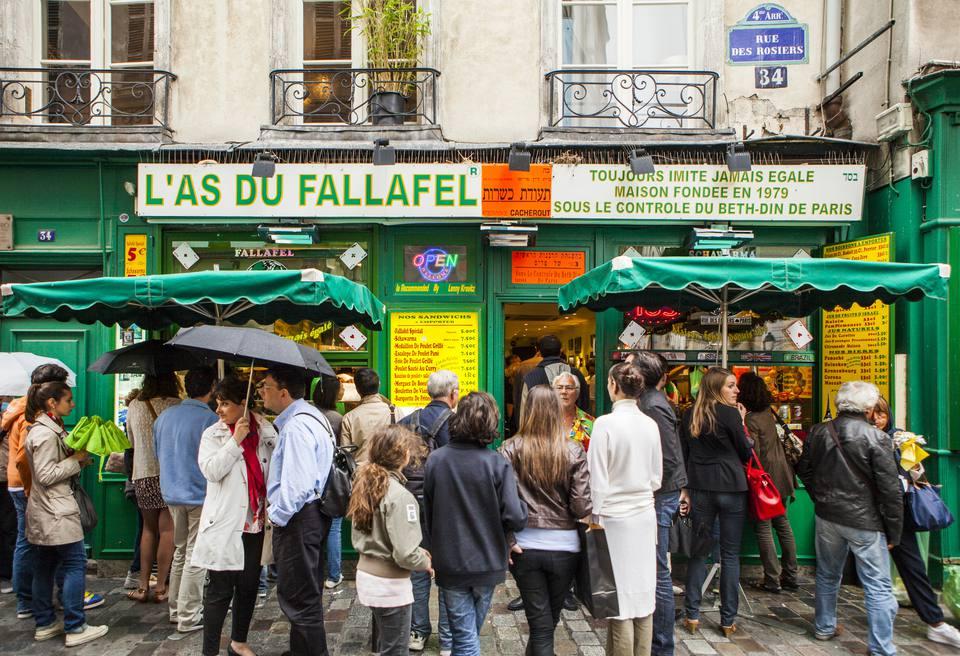Vegetarian Restaurant Paris Le Marais