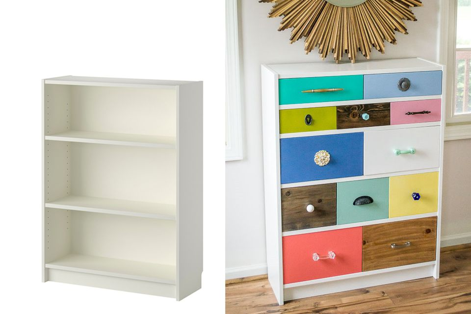 Estremamente IKEA Hacks: the Best 23 BILLY Bookcase Built-ins Ever UP91