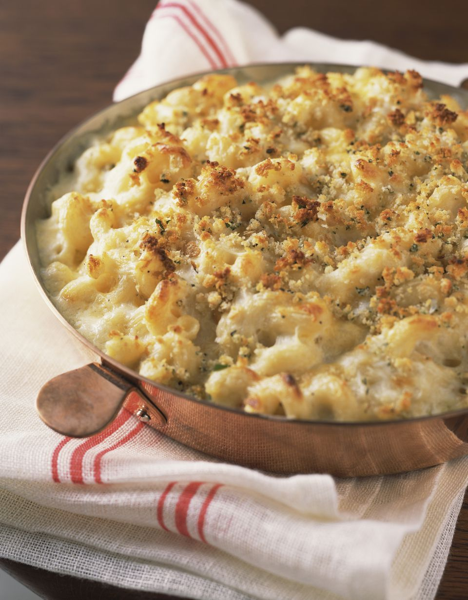 French macaroni and cheese