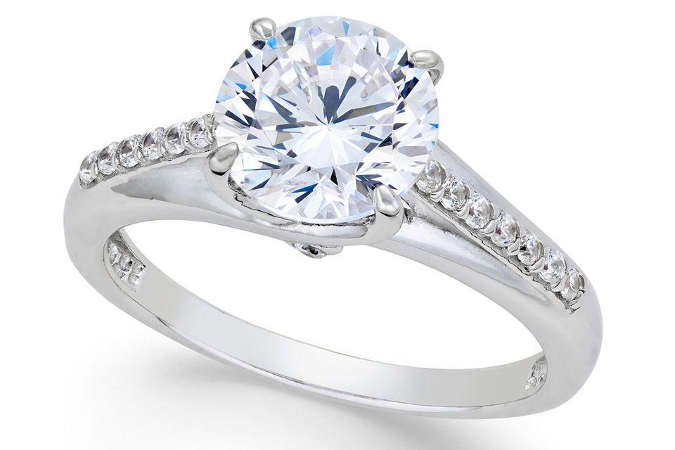 Best Looking Fake Engagement Rings