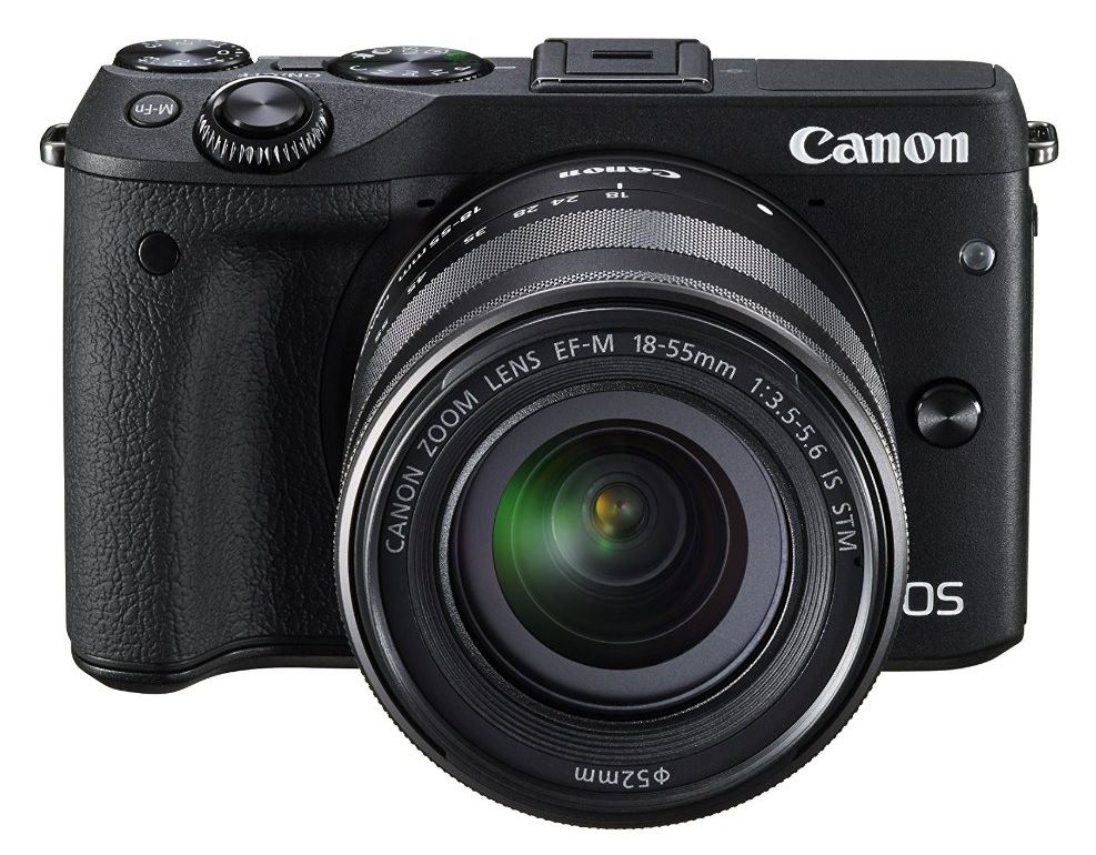 Canon EOS M3 Review