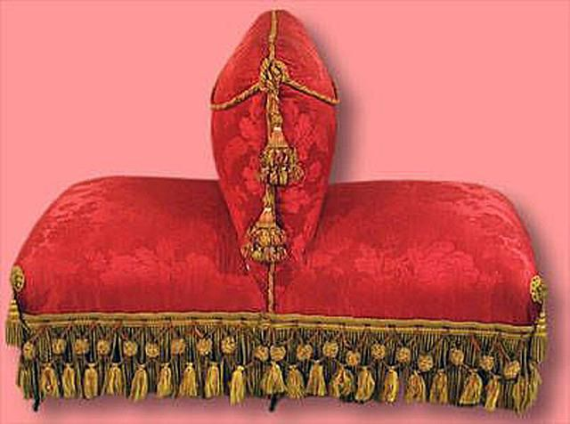 Boudeuse Sofa - Antique Couch, Sofa And Settee Styles