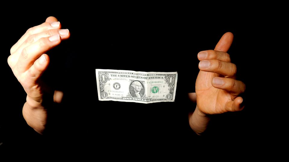 Amazing Easy to Learn Magic Tricks with a Floating Bill ...