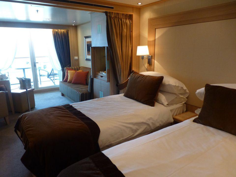Seabourn Quest Veranda Suite #645