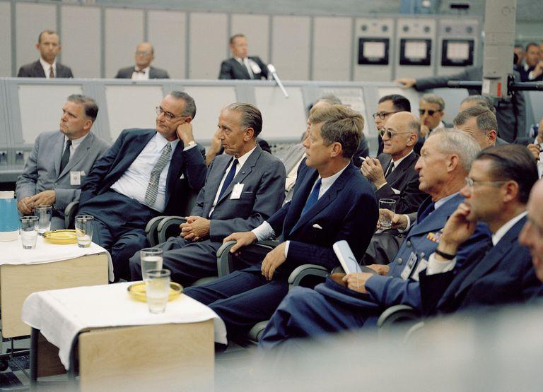 JFK & LBJ Tour Cape Canaveral