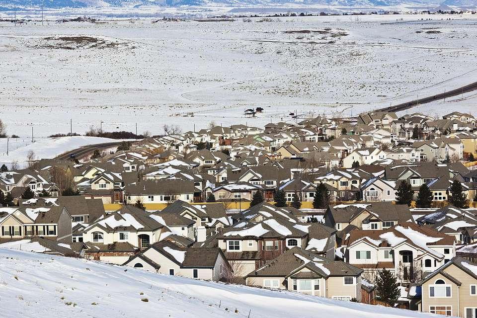 Greater Denver suburban development