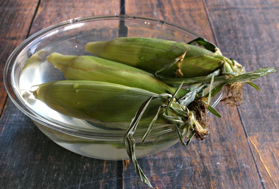 Corn Soaking