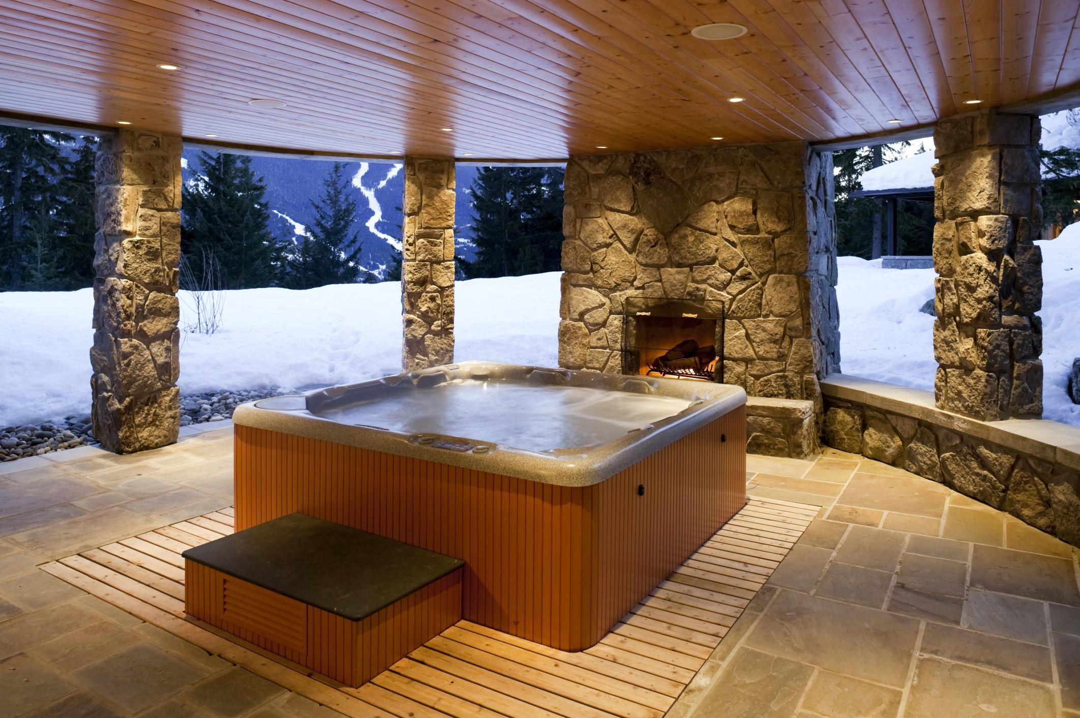 Hot Tub Vs Spa What S The Difference