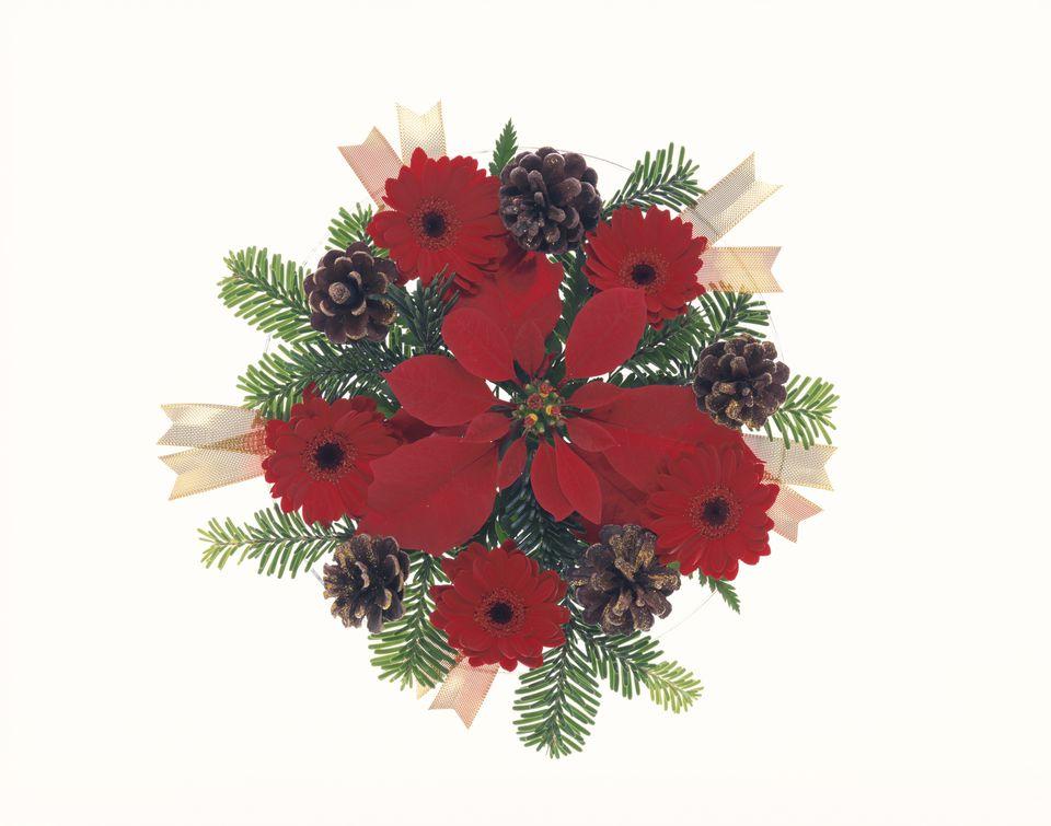 Poinsettia Bouquet