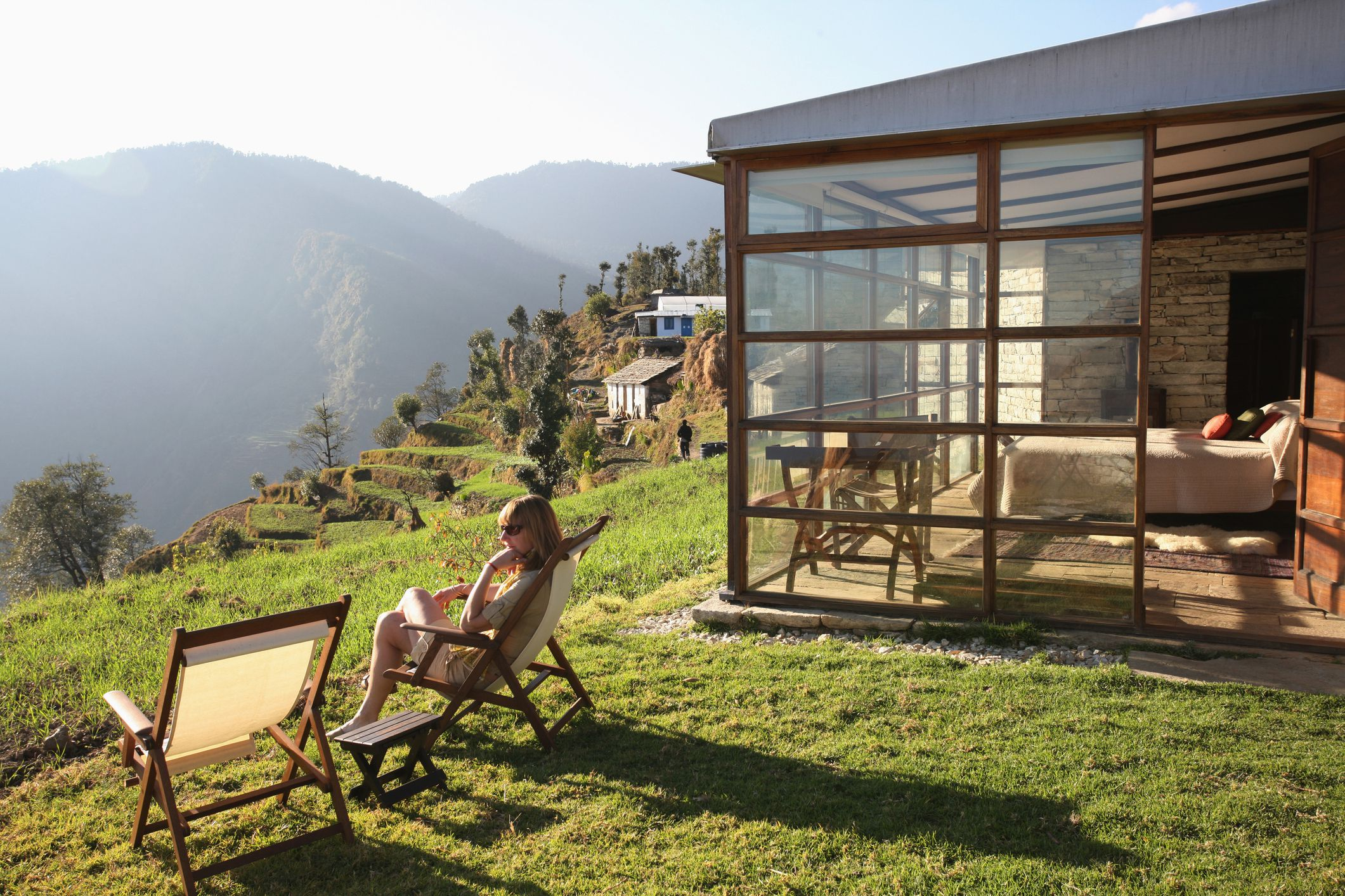 15 boutique himalayan getaways off the beaten track in india for Boutique getaways