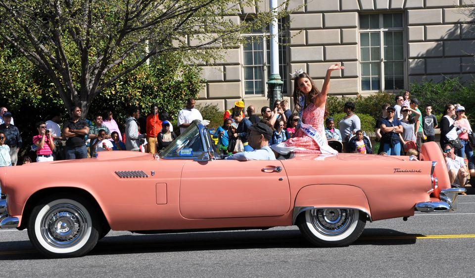 Cherry Blossom Festival Parade, DC