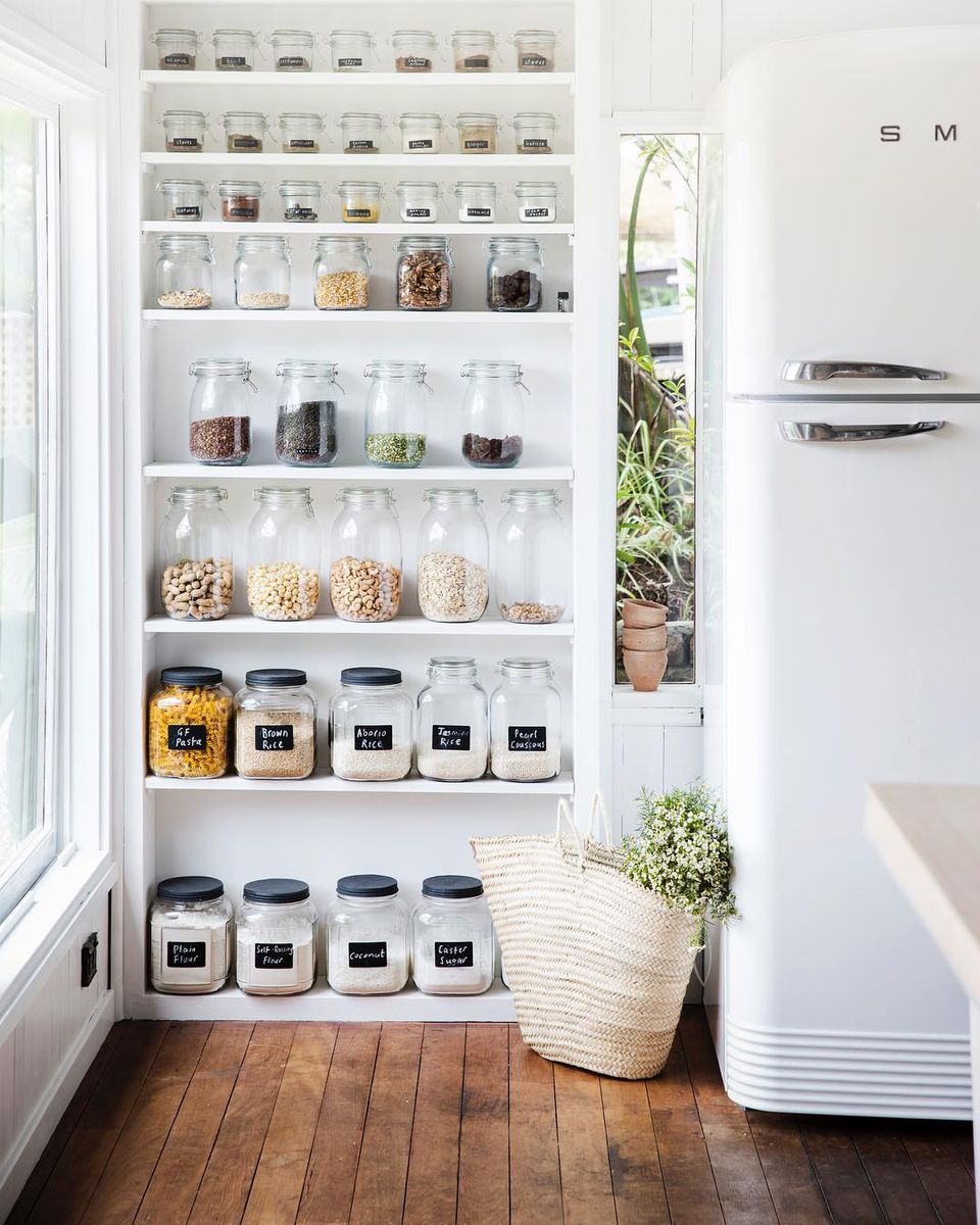 Open Shelving In The Kitchen: 10 Beautiful Open Kitchen Shelving Ideas