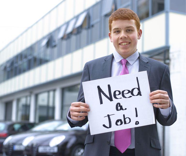Teenager needs a job