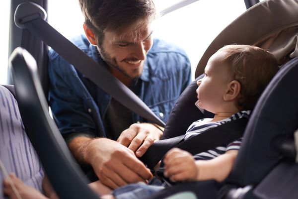 summer car seat safety