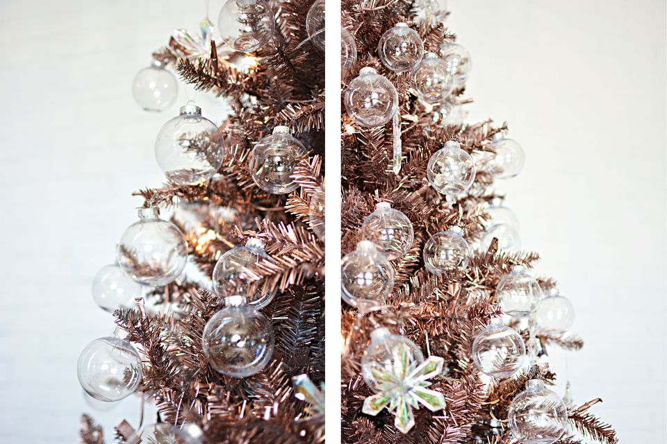 Festive fresh ways to decorate your christmas tree