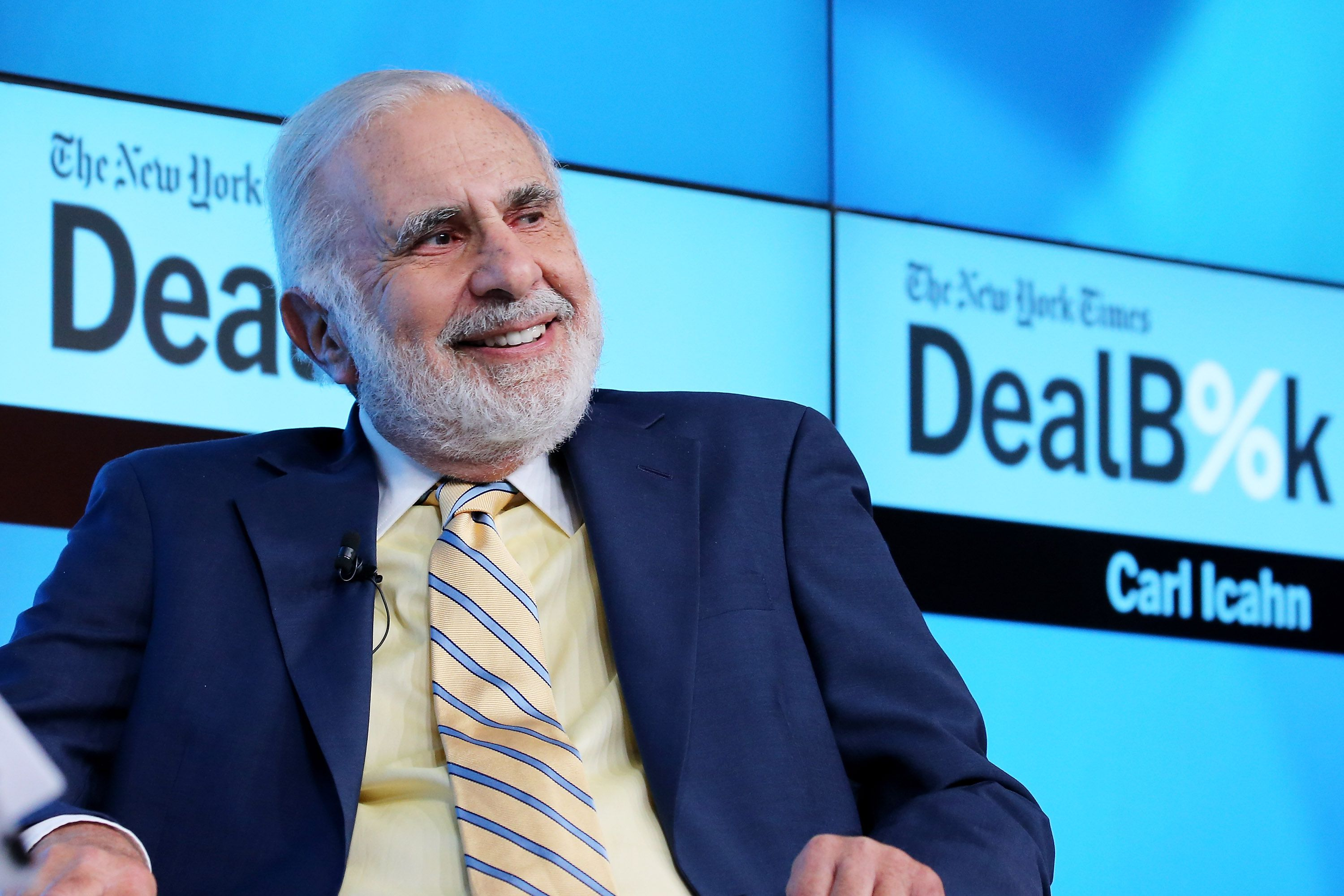 Image result for carl icahn profile