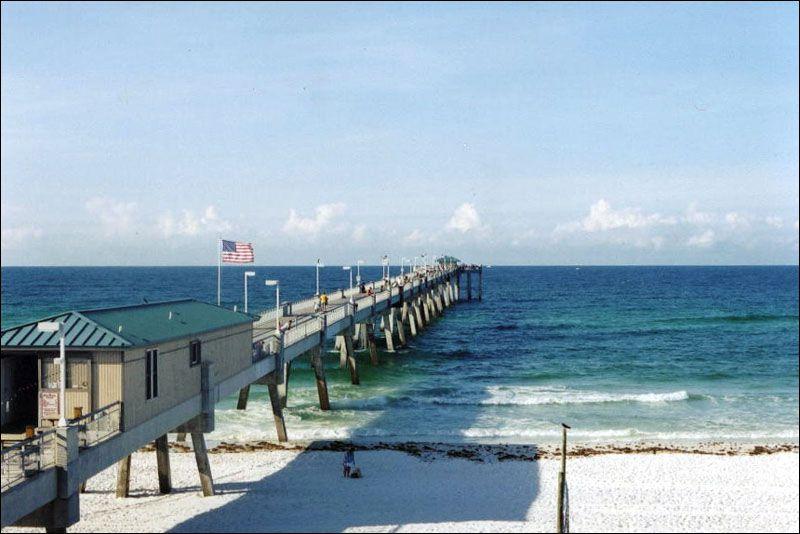 Kid friendly attractions in destin florida for Destin fishing pier