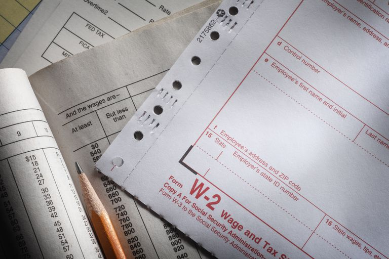 All About W-2 Forms
