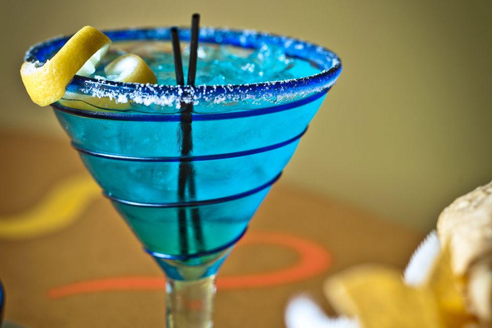 Blue Catalina Margarita Recipe