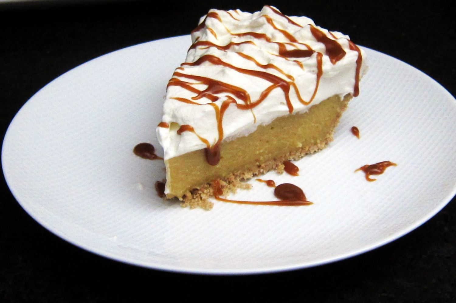 Butterscotch Pie With Whipped Cream Recipe