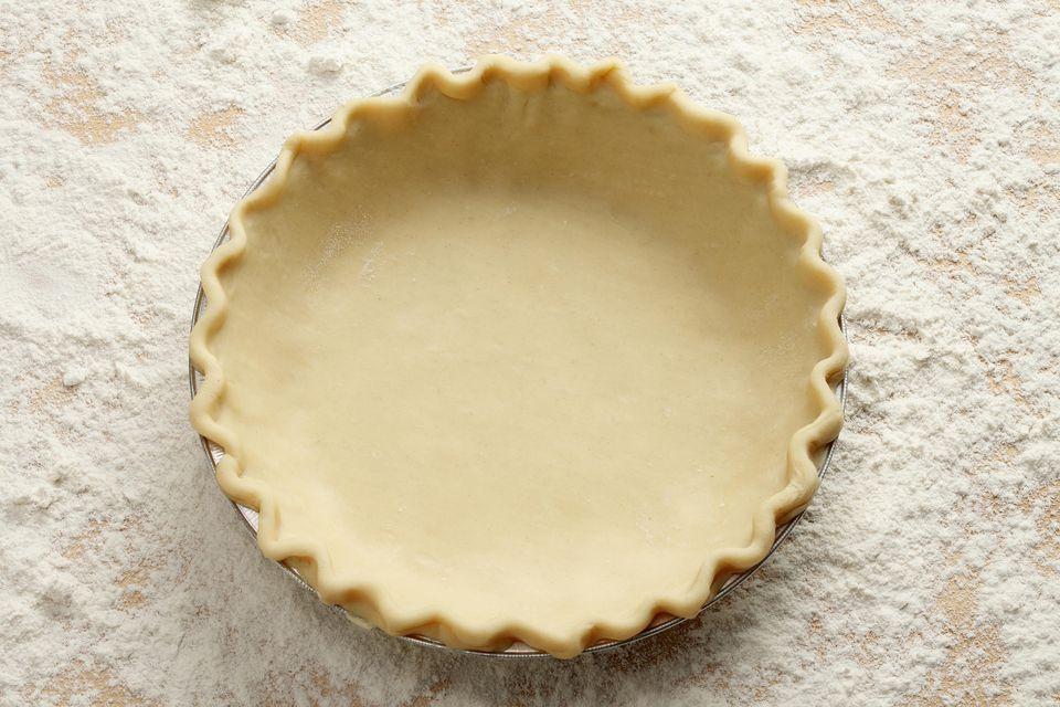 Hot Water Pie Crust