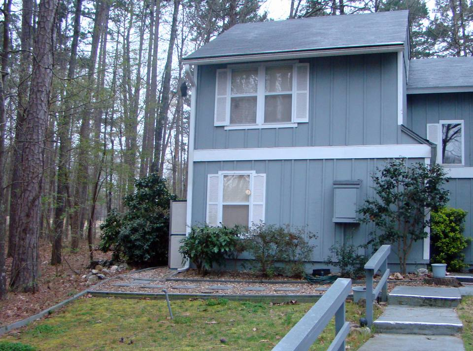 A vacation home rental near Hot Springs, Ark.
