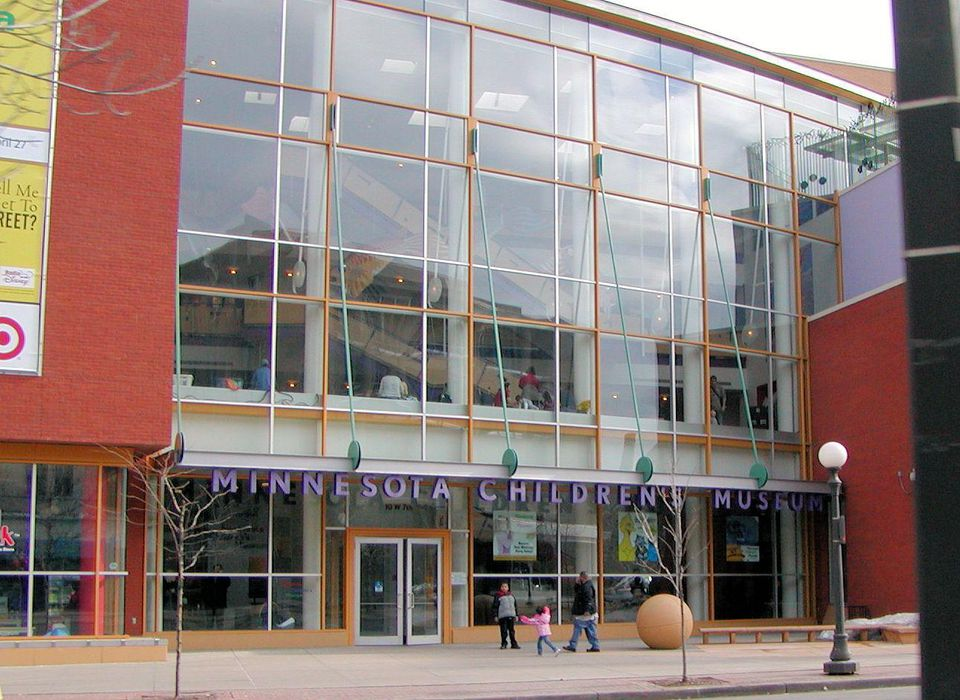 Minnesota Children's Museum in Saint Paul, MN