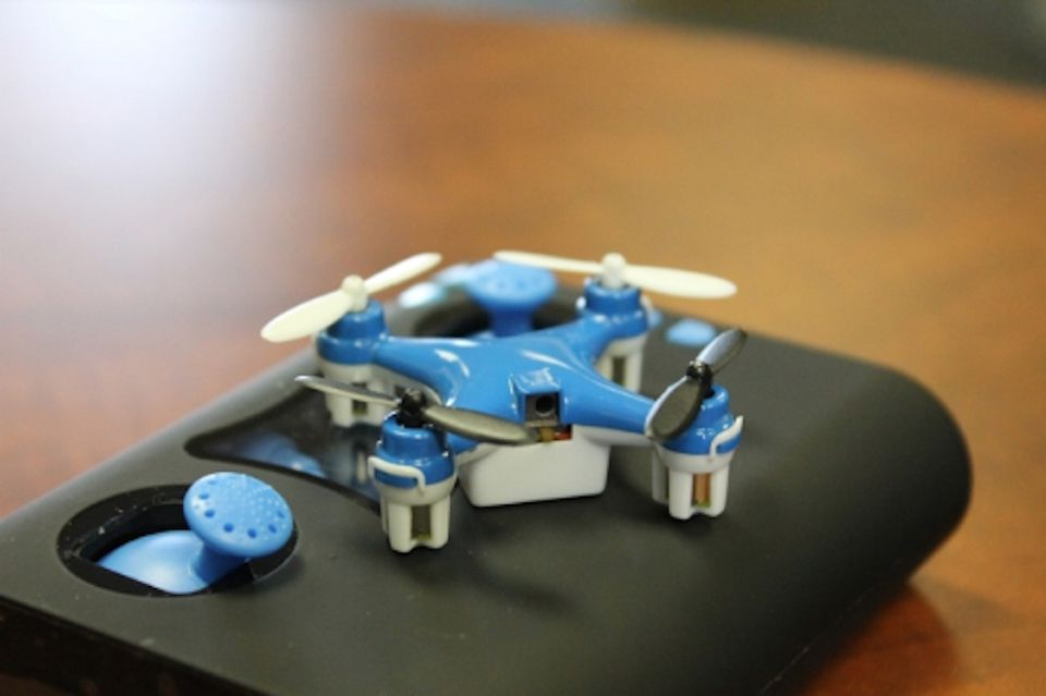 quadcopter drone