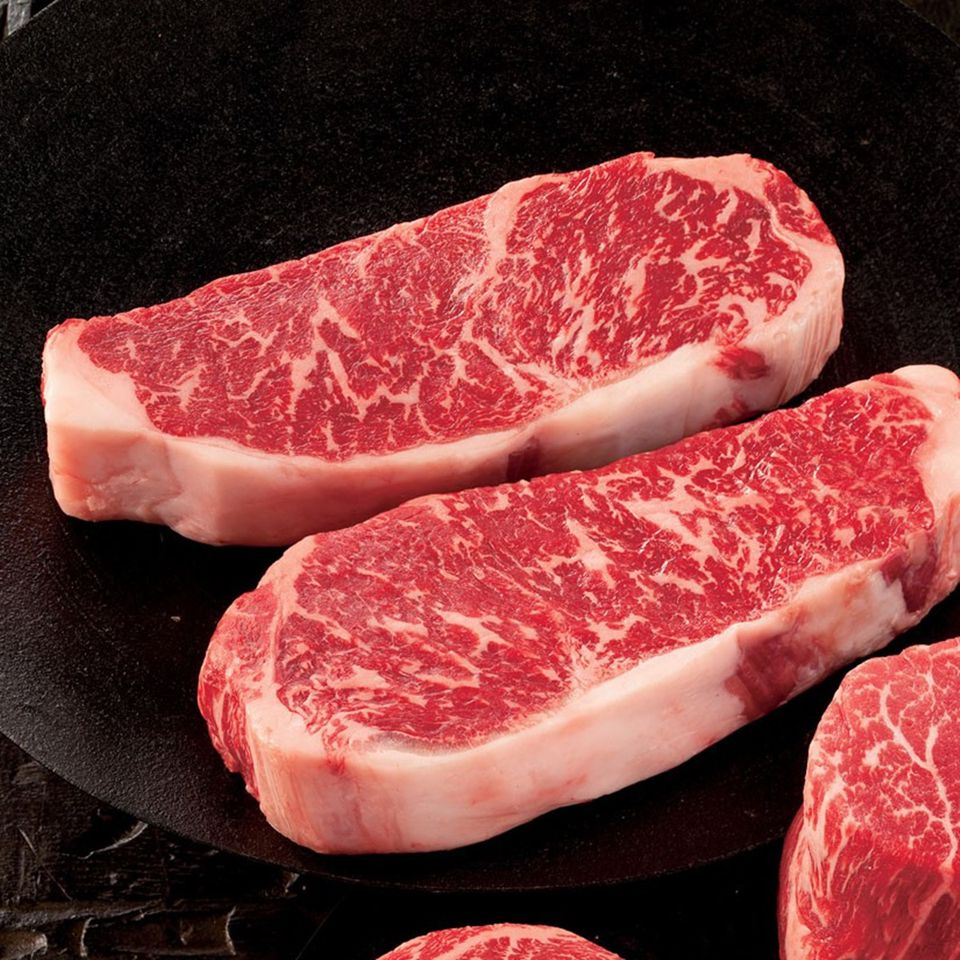 Ribeyes by Allen Brothers