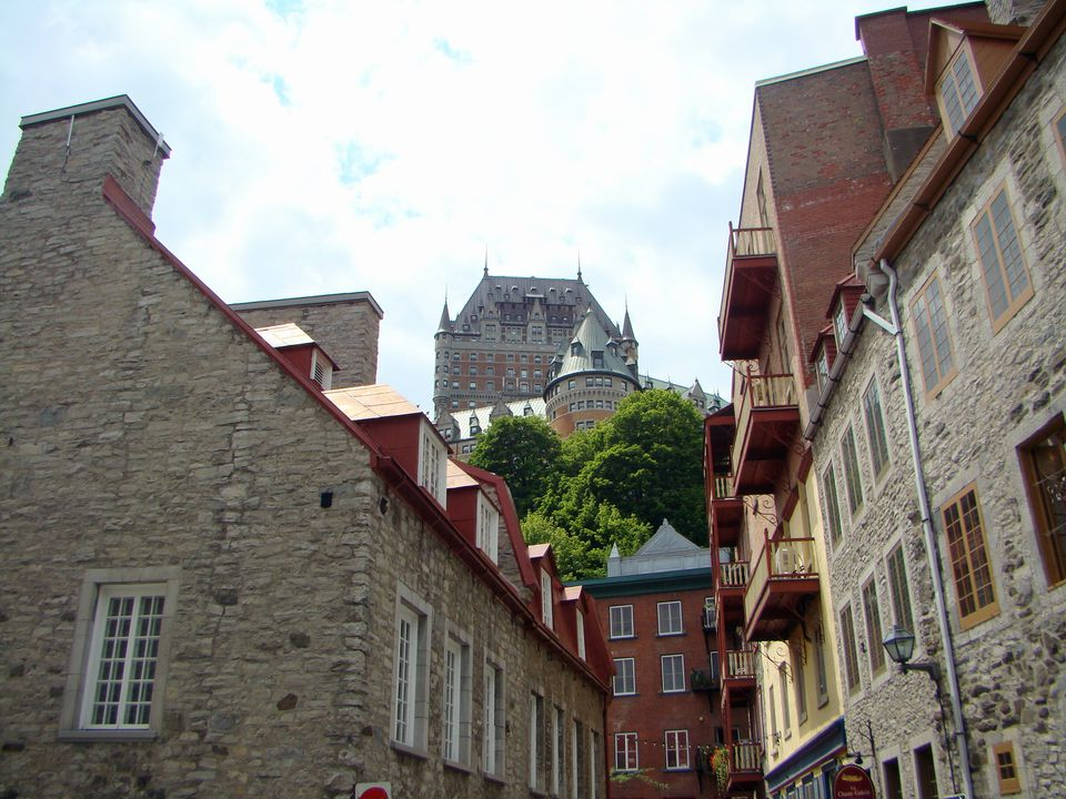 The Old Town, Quebec City