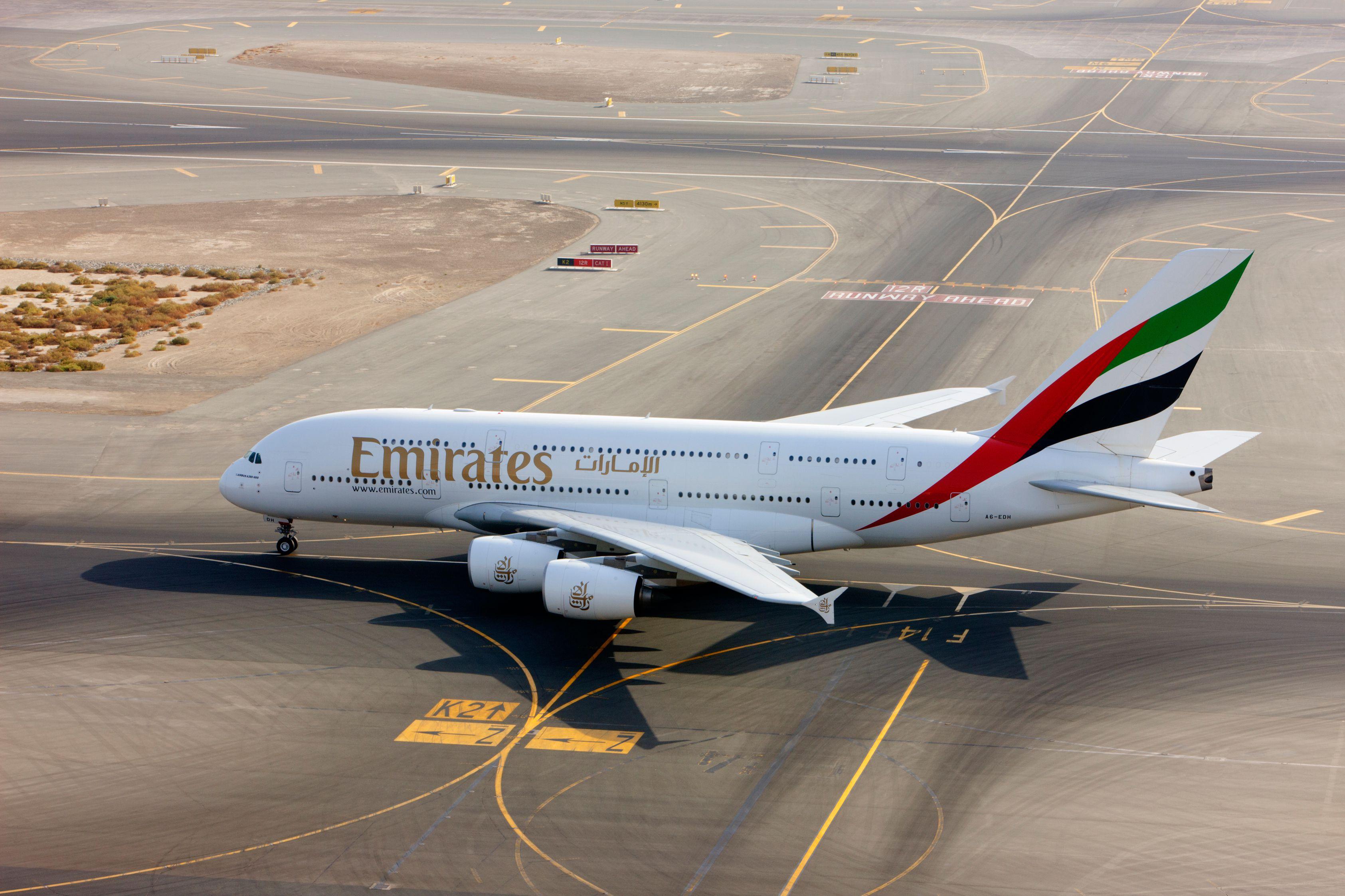 Emirates - BIG!!!