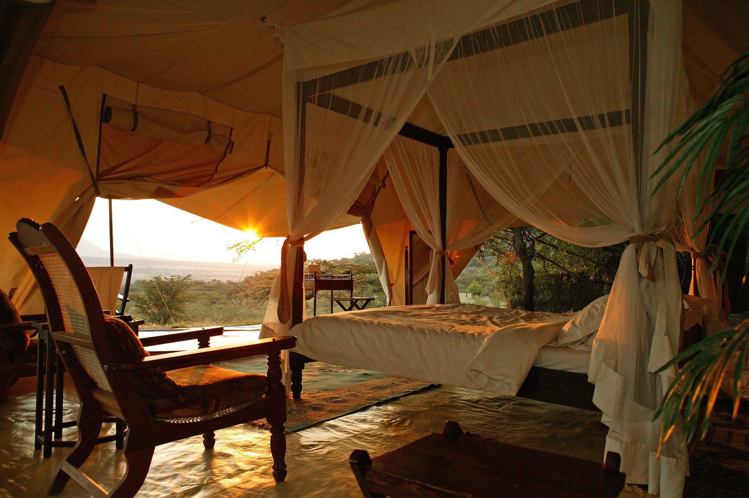 8 of the Best Luxury Safari Lodges in Kenya
