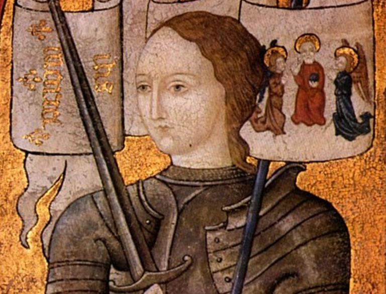 Joan of Arc during the Hundred Years' War