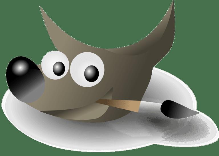 The GIMP Logo